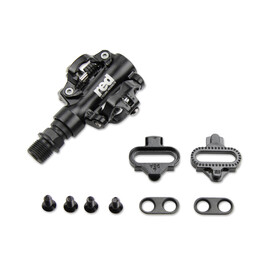 Red Cycling Products PRO Mountain System Pedals black